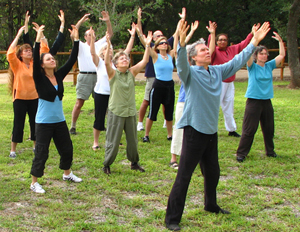Tai Chi with Dr Jahnke
